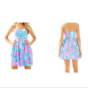Lilly Pulitzer Dress ( Barefoot Princess print)
